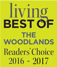 living best of the woodlands readers choice